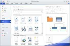 drawing e r diagrams uml notation using microsoft visio visio running