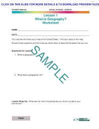 3rd Grade Homeschool Curriculum - Third Grade Homeschool Social Studi…