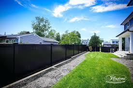 black vinyl privacy fence. Black Metal Fence Panels Inspirational Unique Vinyl Wood Look Composite Uk . Privacy S
