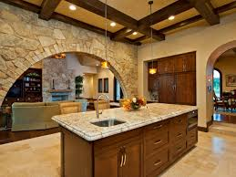 Tuscan Kitchen Modern Tuscan Kitchen Home Design Ideas