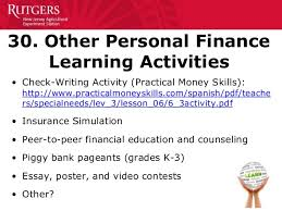 creative ways to teach personal finance   american finance nyc 34 30