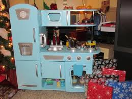 Retro Kitchen Kidkraft Blue Retro Kitchen Kitchen Ideas