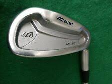 Mizuno Mx 23 Lofts Chart Mizuno Wedge Flex Pitching Wedge Golf Clubs For Sale Ebay