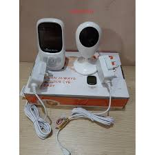 Máy báo khóc thông minh - Camera giám sát trẻ em tiện lợi giảm chỉ còn  1,040,000 đ