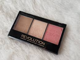 makeup revolution ultra sculpt contour kit fair c01