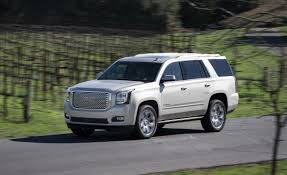 2015 GMC Yukon First Drive – Review – Car and Driver
