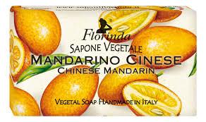 Купить <b>натуральное мыло Profumi Tropicali</b> Mandarino Chinese ...