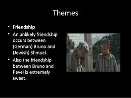 boy in the striped pyjamas synopsis and themes themes • friendship
