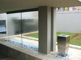 water feature wall water wall outdoor feature indoor water feature wall diy