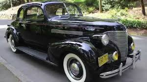 1939 Chevrolet Master 85 Business Coupe - www.CharvetClassicCars ...