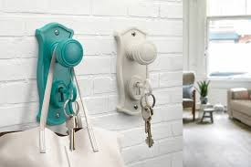 want to confuse people who visit your house mount a doorman on the opposite side of every door s actual knob inside the house and make them think twice