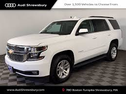 Used 2016 Chevrolet Tahoe For Sale In Framingham Ma With Photos Autotrader