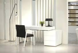 white modern office desk modern white office desk uk