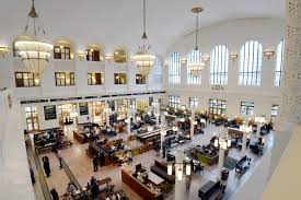 Interior Designers Denver iconic denver union station transformed into the crawford hotel 8015 by guidejewelry.us
