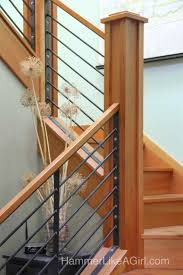 stair railing design custom railing metal and wood staircase modern staircase o36 wood