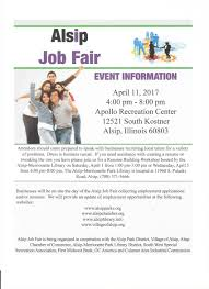 alsip job fair resume building workshop 1 2017 alsip alsip job fair resume building workshop 1 2017