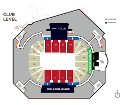 Smoothie King Seating Chart View Maps Levels Smoothie King Center