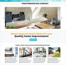 40 Interior Design Website Themes Templates Free Premium Amazing Home Interior Design Websites Remodelling