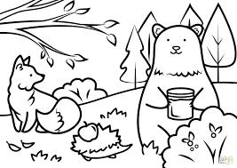 Animals Coloring Pages Printable Trustbanksurinamecom