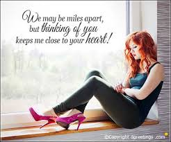 Thinking Of U Quotes Awesome Thinking Of You Messages Thinking Of You SMS MSG Wishes Dgreetings