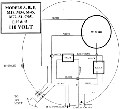 240 volt motor wiring diagram wiring diagram and schematic design air pressor motor starter wiring diagram 240 volt