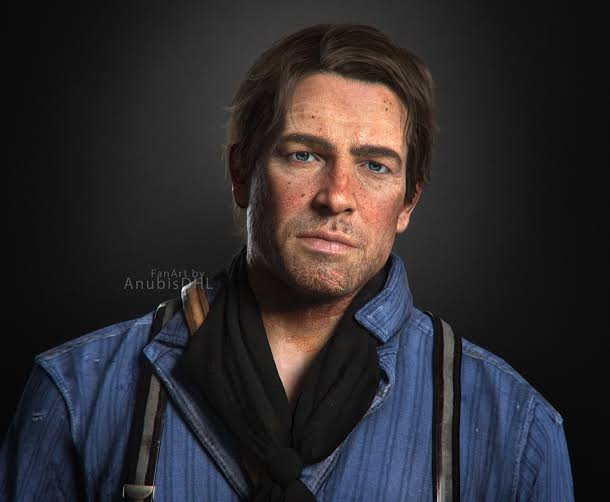 Arthur Morgan (Winter Gunslinger) Minecraft Skin