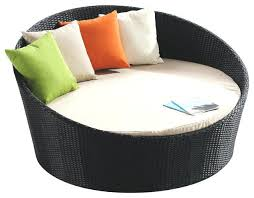 canopy chaise lounge chair attractive round chaise lounge outdoor round day bed with canopy s