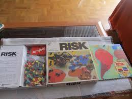 El juego es para niños mayores de 5 años; M69 Juego Risk Conquista El Mundo De Borras For Vendido En Venta Directa 48275393