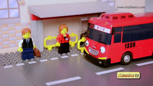 home to office. Lego From Home To Office Movie Brick Film City Stop Motion Kiddiestv