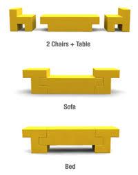 multi furniture. 2 + 1 Multi-functioning Furniture Multi A