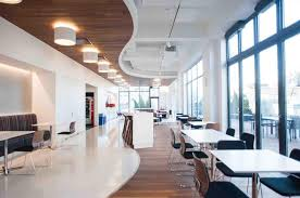 office cafeteria. Beautiful Office NY Headquarters Cafeteria  Medidata Solutions New York US For Office