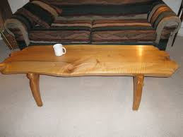 Bear Coffee Table Buy A Hand Made Hard Rock Maple Coffee Table 68 X 18 X 18 Made