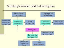 Sternberg Intelligence Sternbergs Triarchic Theory Of Intelligence Ppt Video