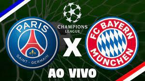 PSG x Bayern de Munique Ao Vivo