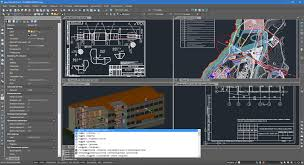 Easy To Use 3d Design Software 5 Free Cad Drafting Software With Autocad Dwg Format