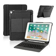 Ipad Pro 97 Case With Pencil Holder Delectable Amazon New IPad 6060 20160 IPad Pro 6060 Keyboard Case With