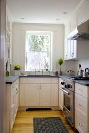 Kitchen Design For Small Apartment With Good Small Apartment Kitchen Design  Ideas Set