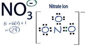What Is The Hybridization Of The Central Atom In No_3