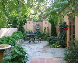 Small Picture Beautiful Courtyard Garden Patio Layout Design Courtyards