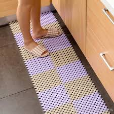 2018 new removable diy splice bath mat non slip shower for regarding mats inspirations 0