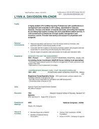 Telemetry Nurse Resume Adorable Telemetry Nurse Resume New Best Nursing Resume Format Yeniscale
