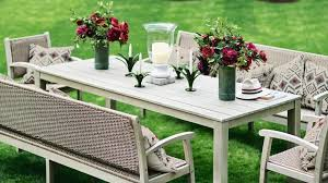 how to clean outdoor furniture oka blog