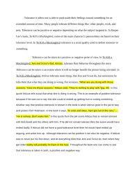 tolerance in to kill a mockingbird kibin c o l l e g e tolerance in to kill a mockingbird kibin c o l l e g e essay examples sentence structure and punctuation