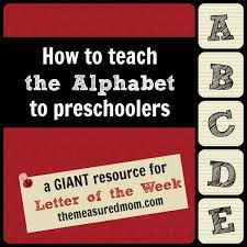 Letter Of Introduction Teacher Awesome How To Teach The Alphabet To Preschoolers