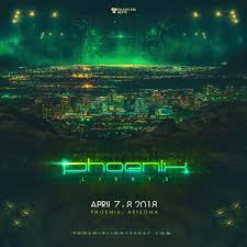 Phoenix Lights 2019 Time Slots Phoenix Lights Set Times Have Arrived Just In Time