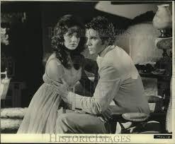 1972 Press Photo Dack Rambo and Rebecca Dianna Smith in Nightmare Hone |  Historic Images