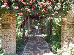 pergola miami. fairchild tropical botanic garden my beautiful wife under the pergola at gardens miami