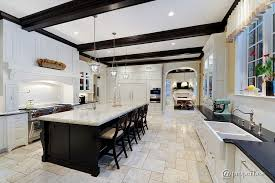 winnetka residence office kitchen traditional home. traditional kitchen with chrome finish ribbed glass lantern chandelier pendant light stone tile winnetka residence office home k