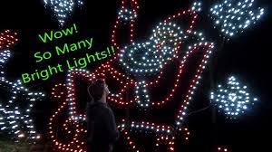 Ogilby Park Christmas Lights Festival Of Lights Oglebay Park
