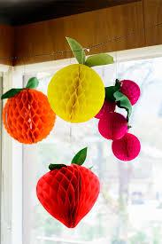 diy fruit tissue via the house that lars built